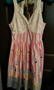 Dresses & Skirts - Pinup elephant dress